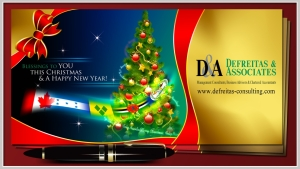 Merry Christmas and Happy New Year from D&A